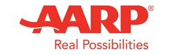 AARP Real Possibilites logo