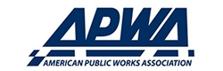American Pulbic Works Association logo