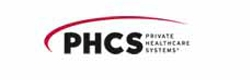 PHCS Private Healthcare Systems logo